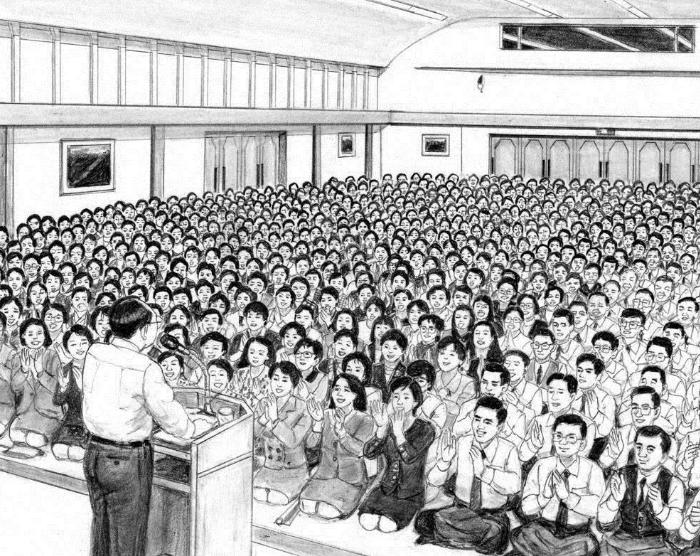 小説「新・人間革命」〉 誓願 七...